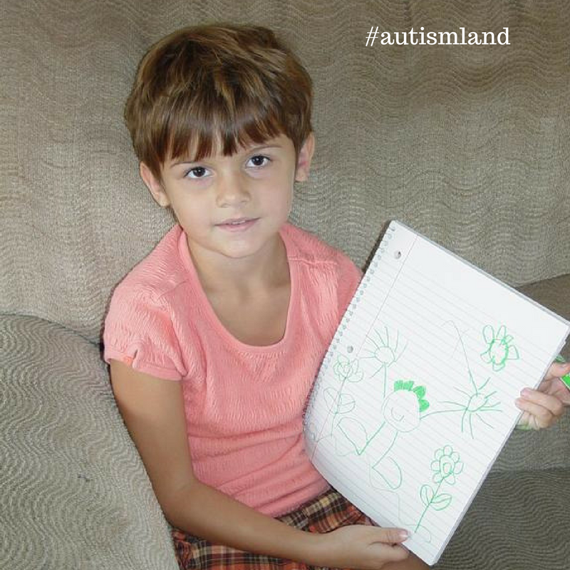 Homeschool Week In Review 4/21/08 - 4/26/08 is an look back at what we accomplished in autismland this week for lessons.