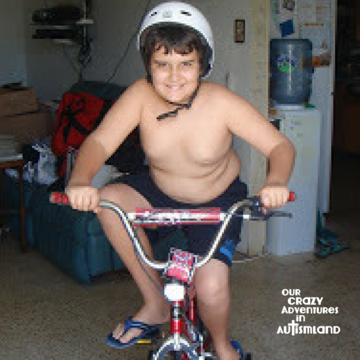 How We Used RDI To Teach Our Child With Autism How To Ride A Bike