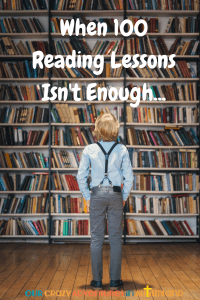 How many lessons does it take to teach a child to read?Do you know how many lessons it takes a child to learn to read? The correct answer is as many as the child needs . 10. 50. 635, 2345 The child gets to determine the pace.  #autismland #autism #homeschool #reading