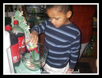 How to make magic reindeer food for Santa!