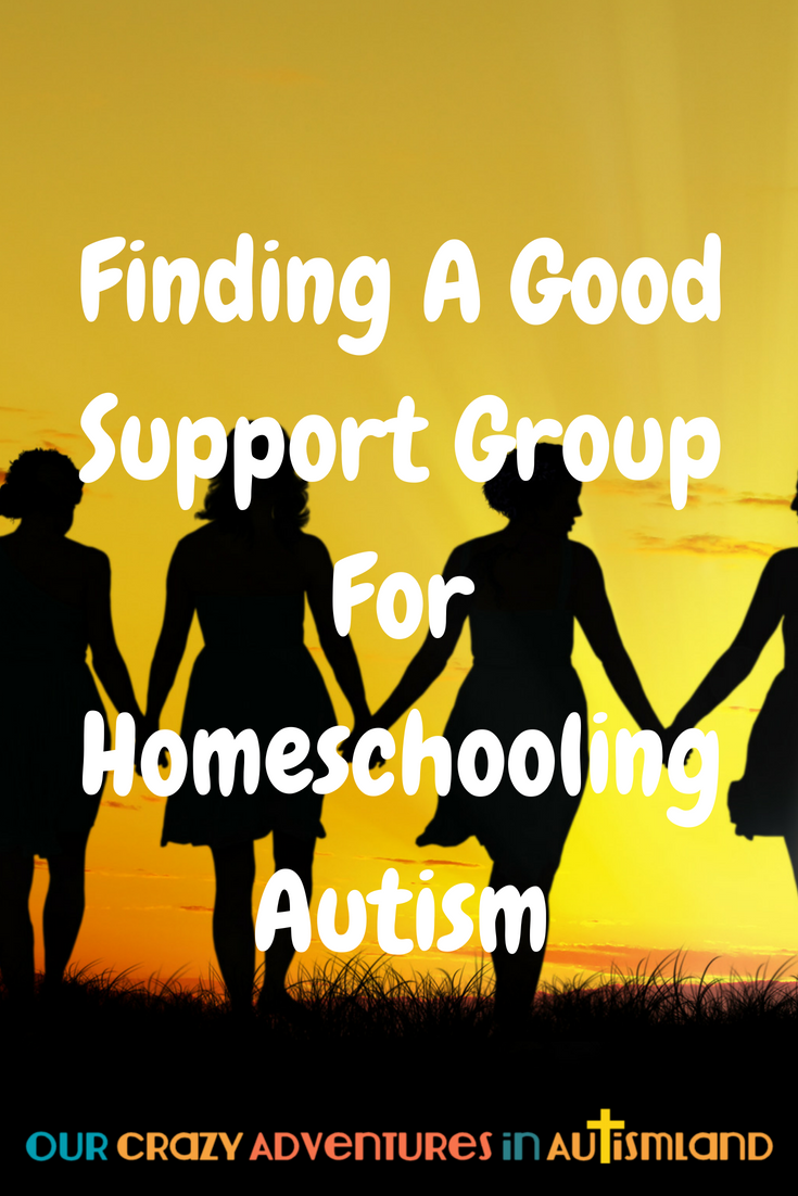 Find a good support group  for homeschooling autism because you will need support as well as socialization techniques for various ages.