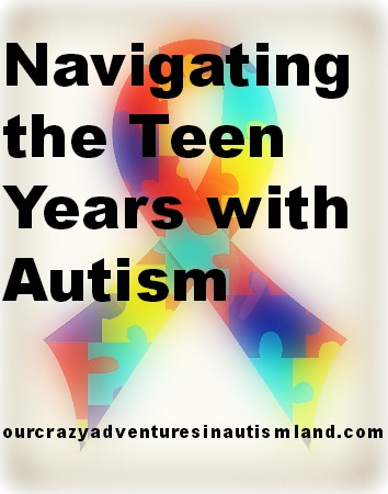 Strategies for surviving the teen years with your child with autism