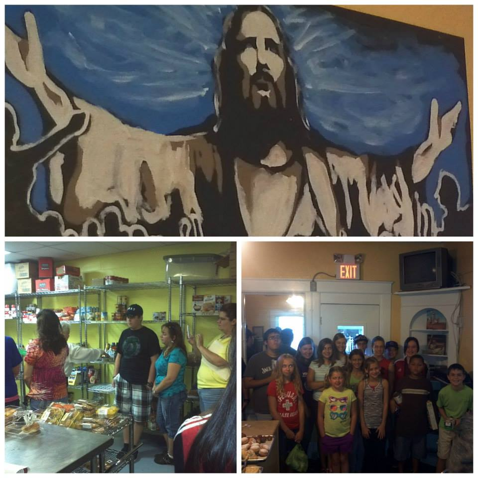 Make a difference Monday is our Monday homeschool tradition to start the week with service.