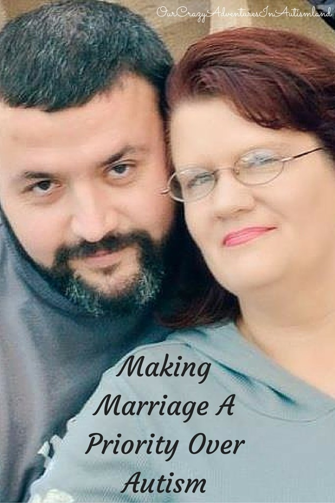 Making Marriage a Priority Over Autism