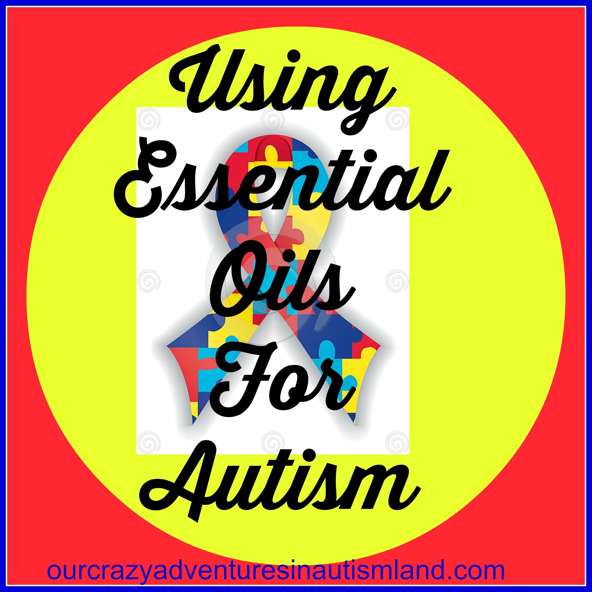 Using Essential Oils For Autism Part 3