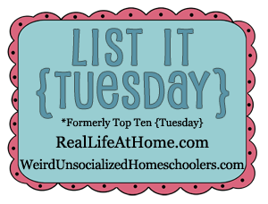 List_it_Tuesday