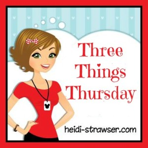Three-Things-Thursday
