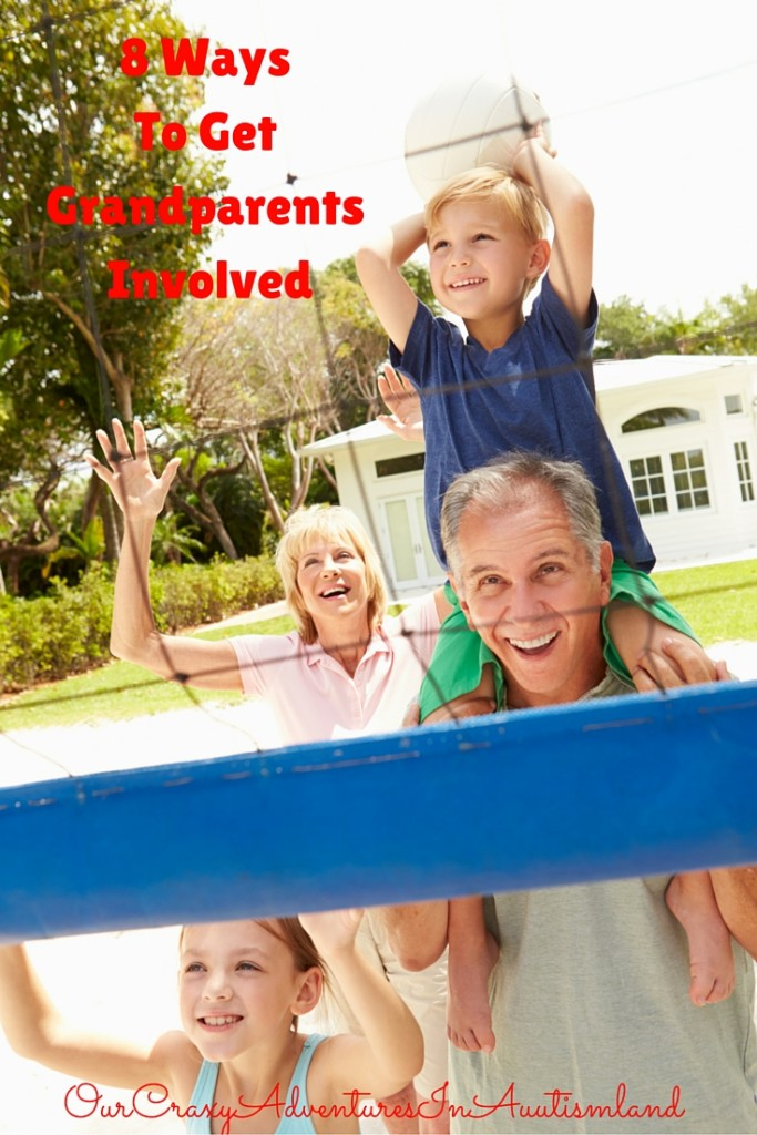 8 Ways To Get Grandparents Involved