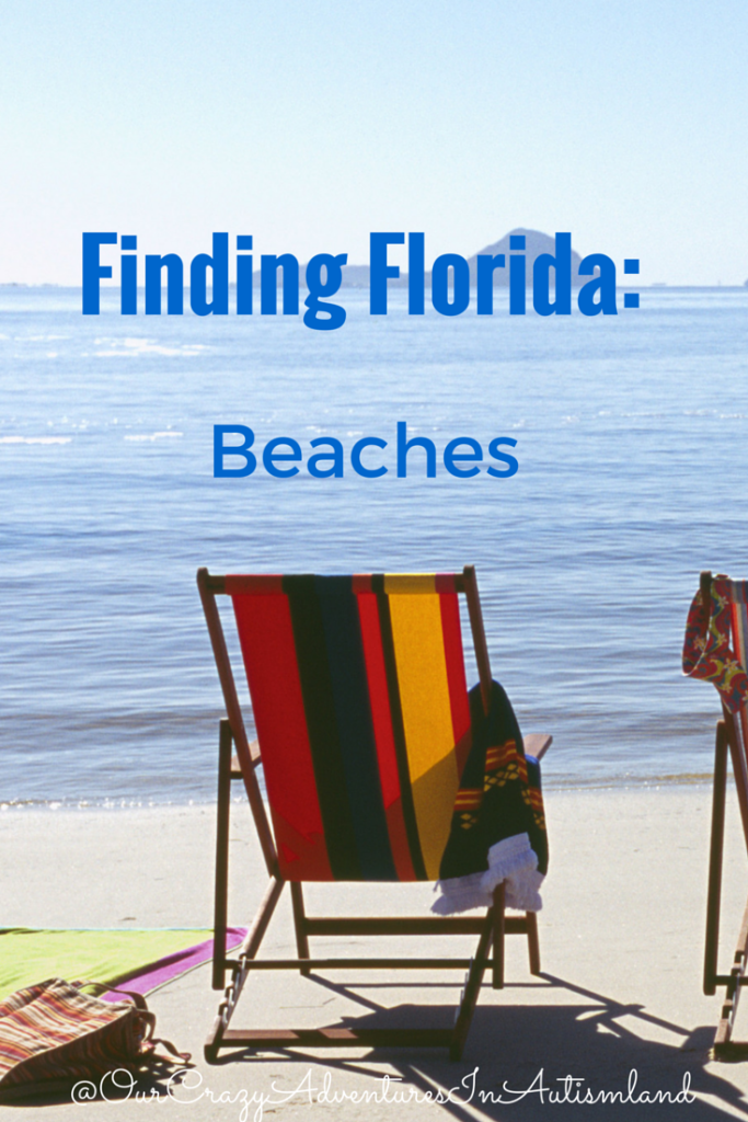 Finding Florida is all about the beaches!