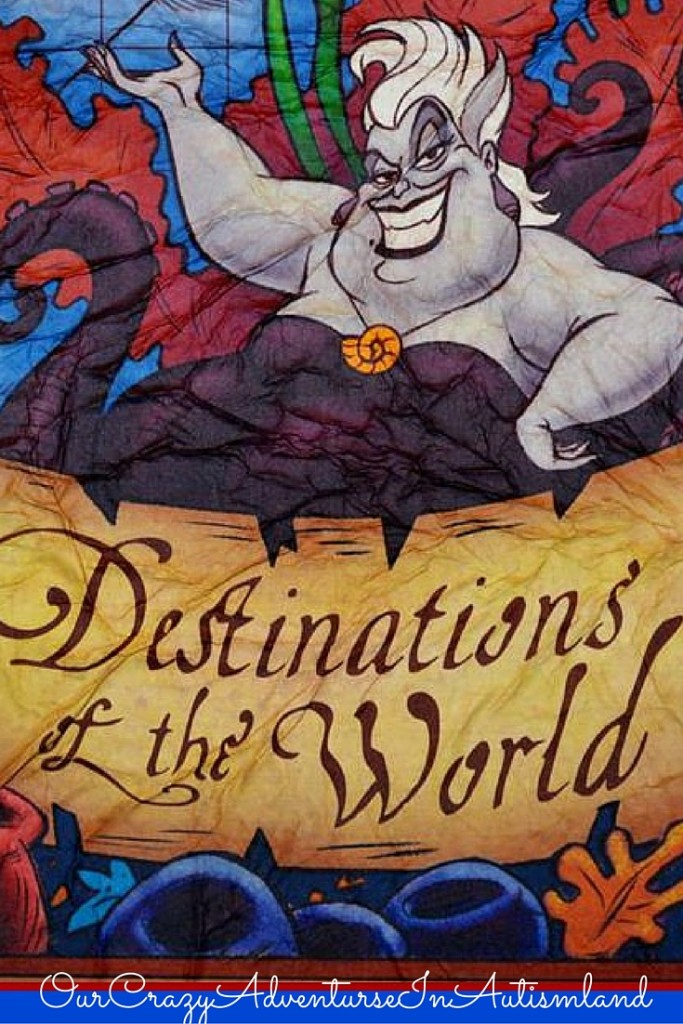 Destinations Of The World Studies