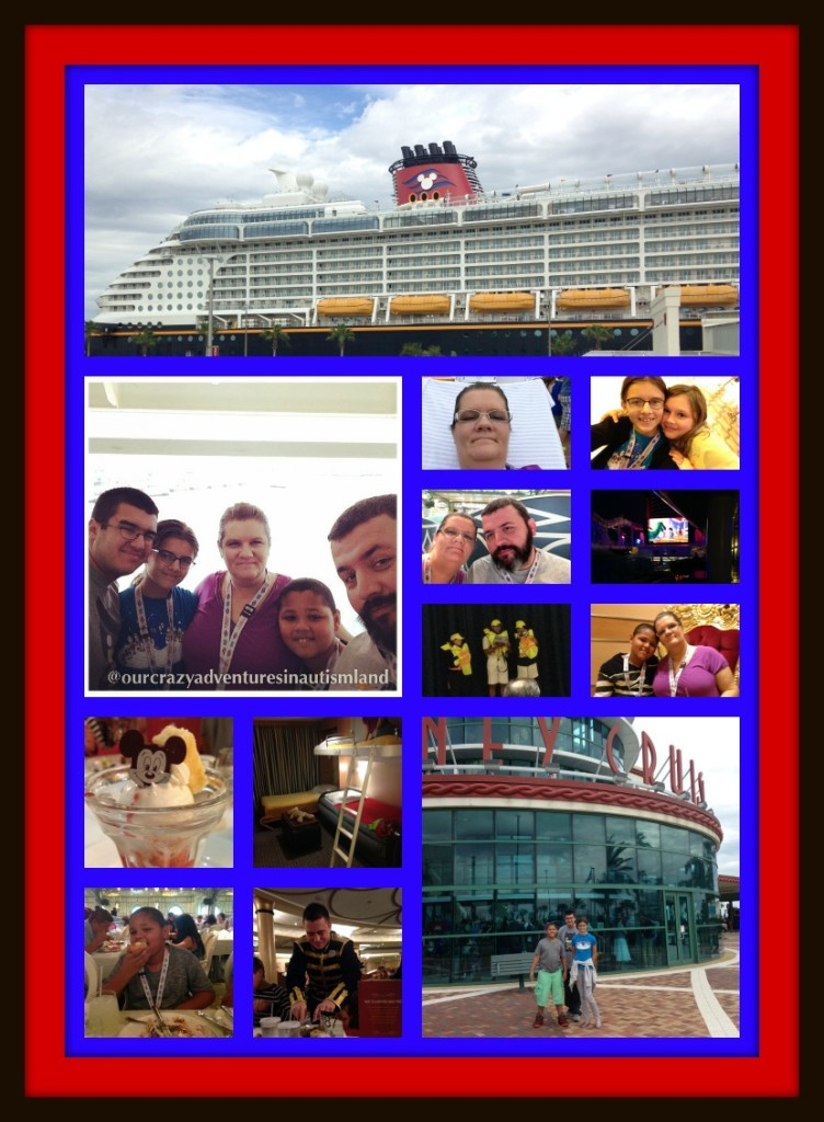 cruise day 1