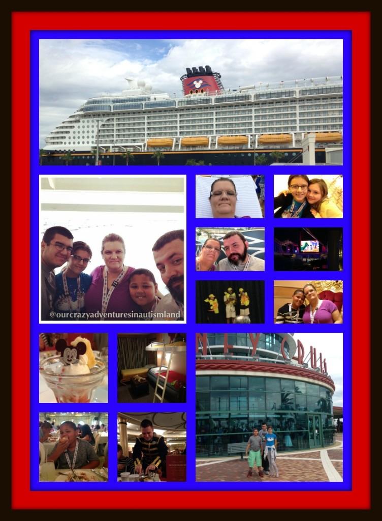 cruise day 1
