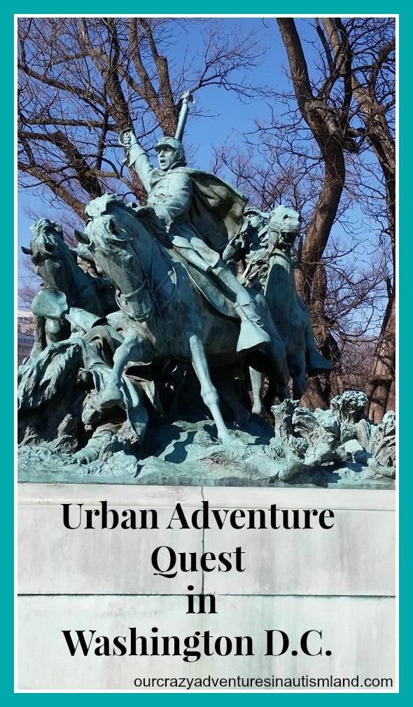 Urban Adventure Quest in Washington D.C.
