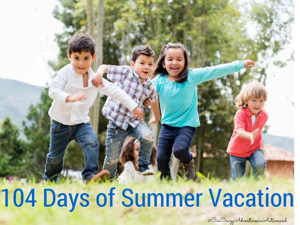 104 Days Of Summer Vacation