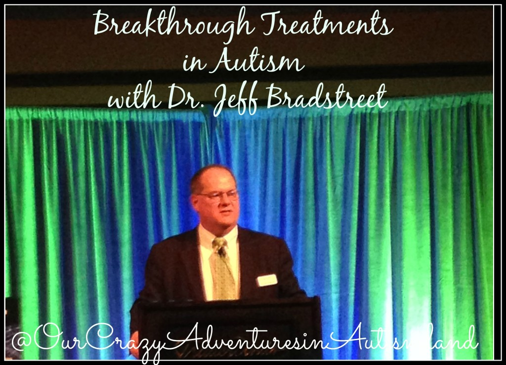 Learn cutting edge treatments for autism with Dr Jeff Bradstreet from National Autism Conference 2014