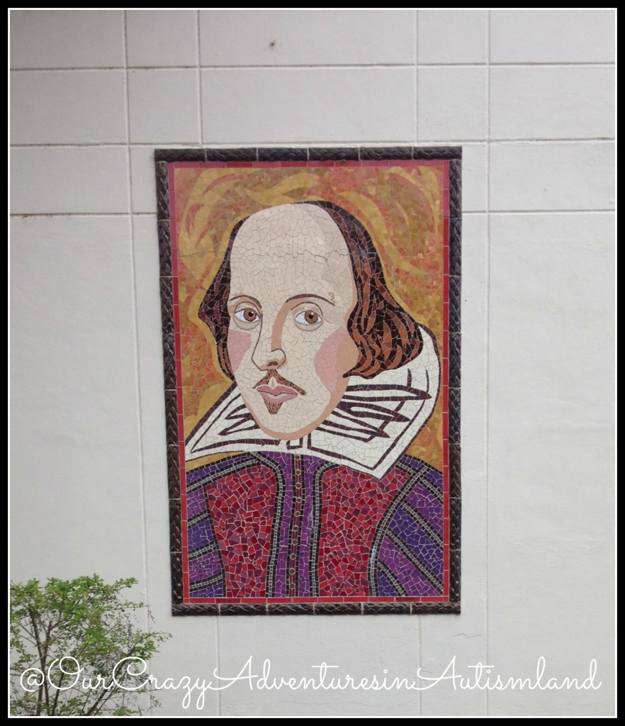 Shakespeare is meant to be seen!.  A definite field trip for your homeschool