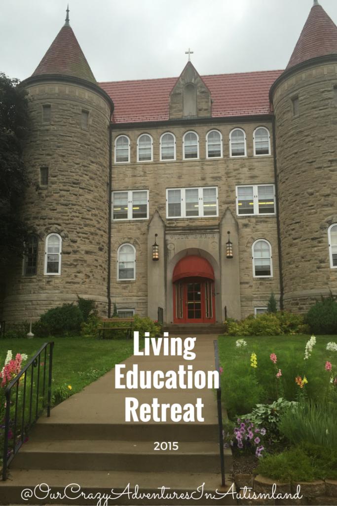 Recap of the Living Education Retreat 2015