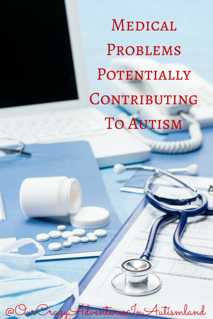 Dr Rossignol from Rossignol Medical Centers did an amazing lecture at the National Autism Conference on how some medical problems can contribute to autism like symptoms