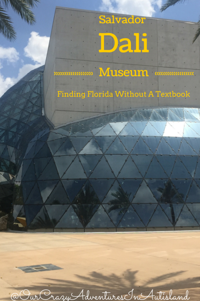 Salvador Dali Museum in St. Petersburg, Florida