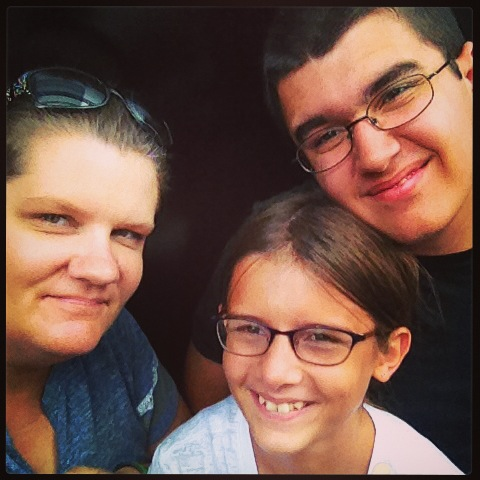 Senior year plans with my child with autism involves Ambleside Online Year 12