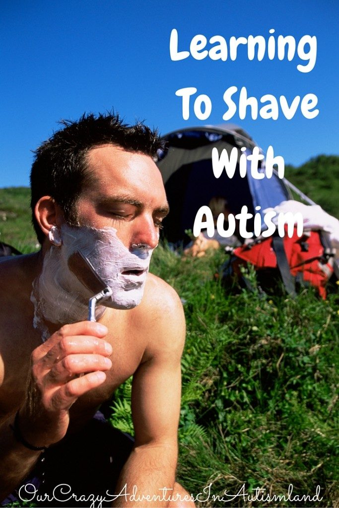 Learning to Shave With Autism