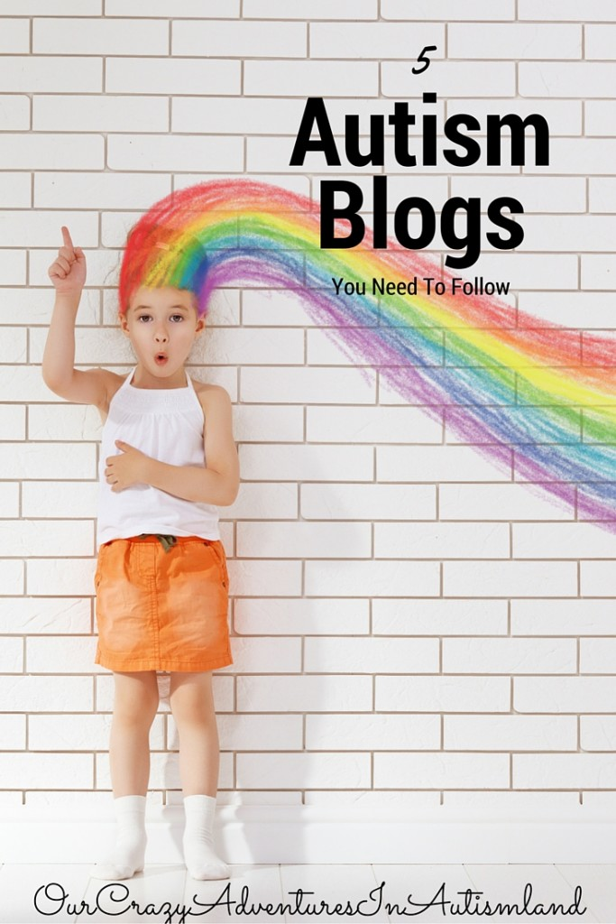 5 Autism Blogs  You Have to Follow