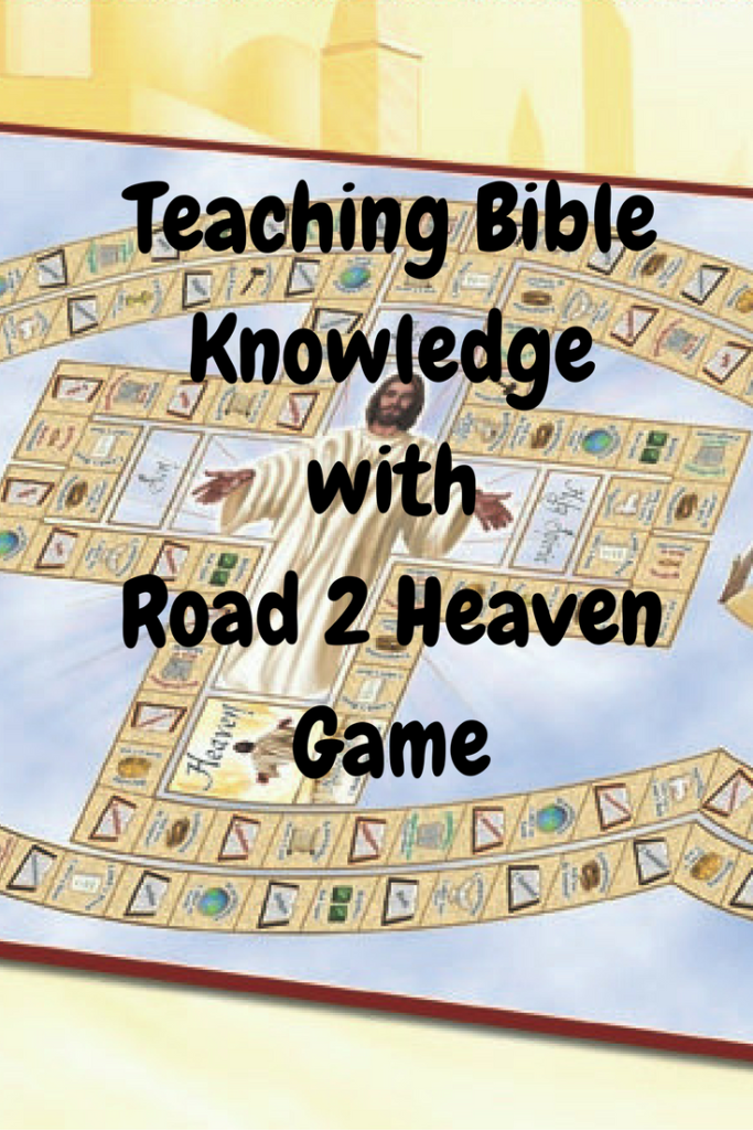 Reinforcing Bible Knowledge with Road 2 Heaven Game