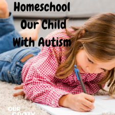 Why We Homeschool Our Child With Autism