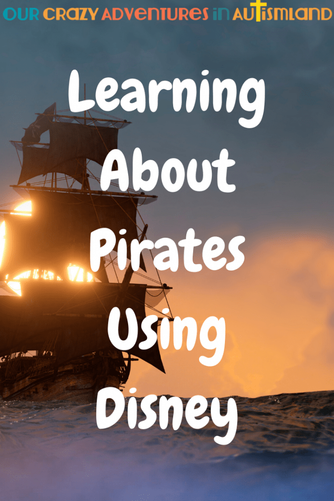 Do you love pirates? Are you going to Walt Disney World soon? See how easy it is to add educational activities to your trip using Pirates of the Caribbean! #autismland #DIsney #DisneySMMC #POC #pirates