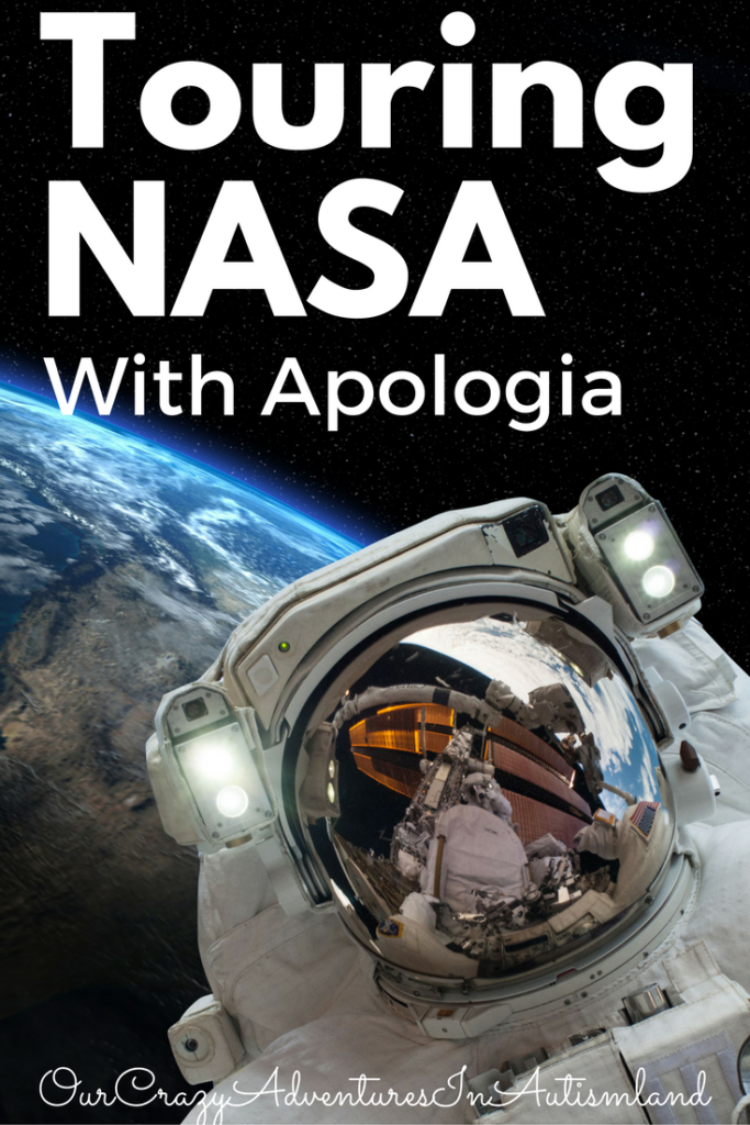 Touring NASA with Apologia Sciences is a behind the scenes look at how far Apologia will go to keep their curriculum current and modern.