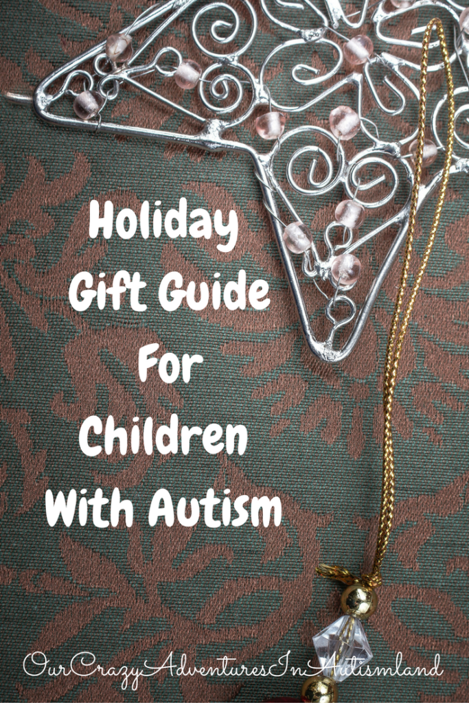 Holiday Gift Guide For Children With Autism