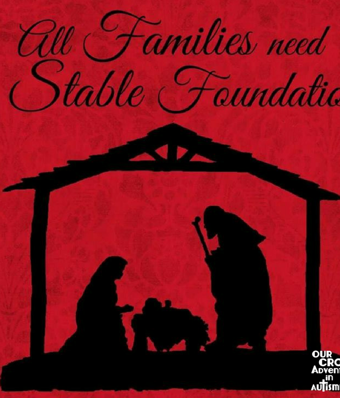 Our Christmas tradition of going on a manger hunt helps to remind us of the reason for the season in a fun way for the whole family.