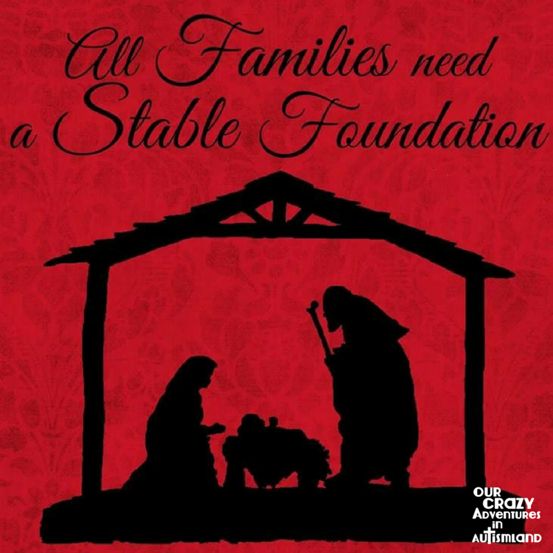 Our Christmas Tradition Of Going On A Manger Hunt & Printable!