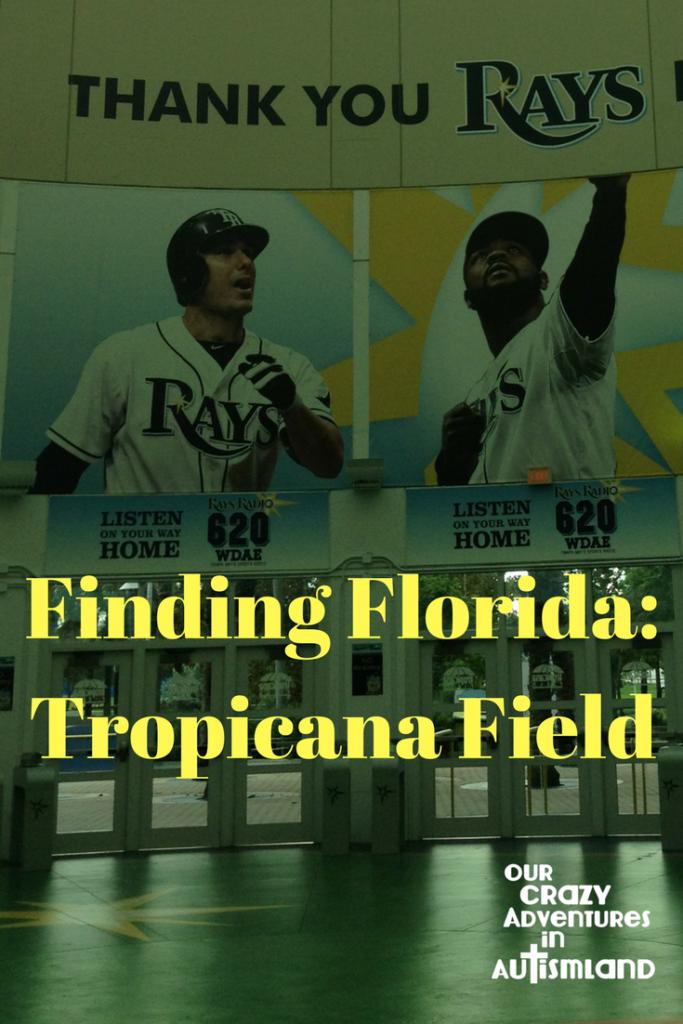 Finding Florida: Tropicana Field Tour