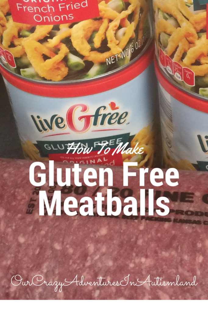 Gluten free meatballs using Zaycon Fresh is one of my favorite things to have in the freezer. So many recipes open up to our menu plan.