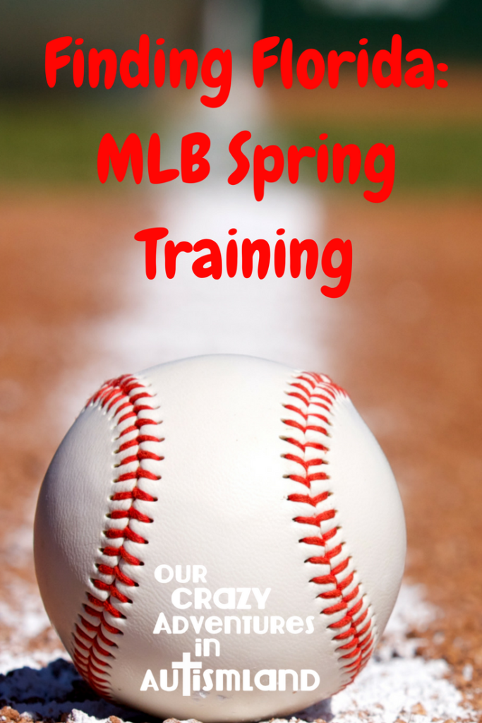 Finding Florida: MLB Spring Training is how Floridians know that Spring is coming. Several MLB descend on the state so we use them for homeschool,