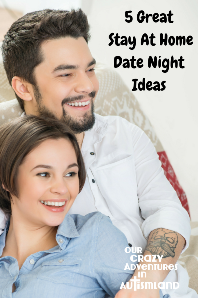 5 great stay at home date night ideas proves that you don't need to leave the house in order to spend quality time with your spouse.