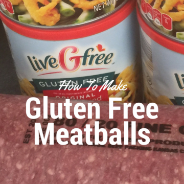Gluten Free Meatballs Using Zaycon Fresh