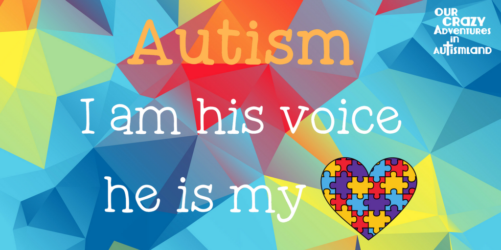 I'm not observing autism awareness month this year is one mom's look at how the struggle of autism can overtake you to put you in survival mode.