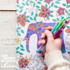 50 Adult Coloring Book Options For Cheap Therapy