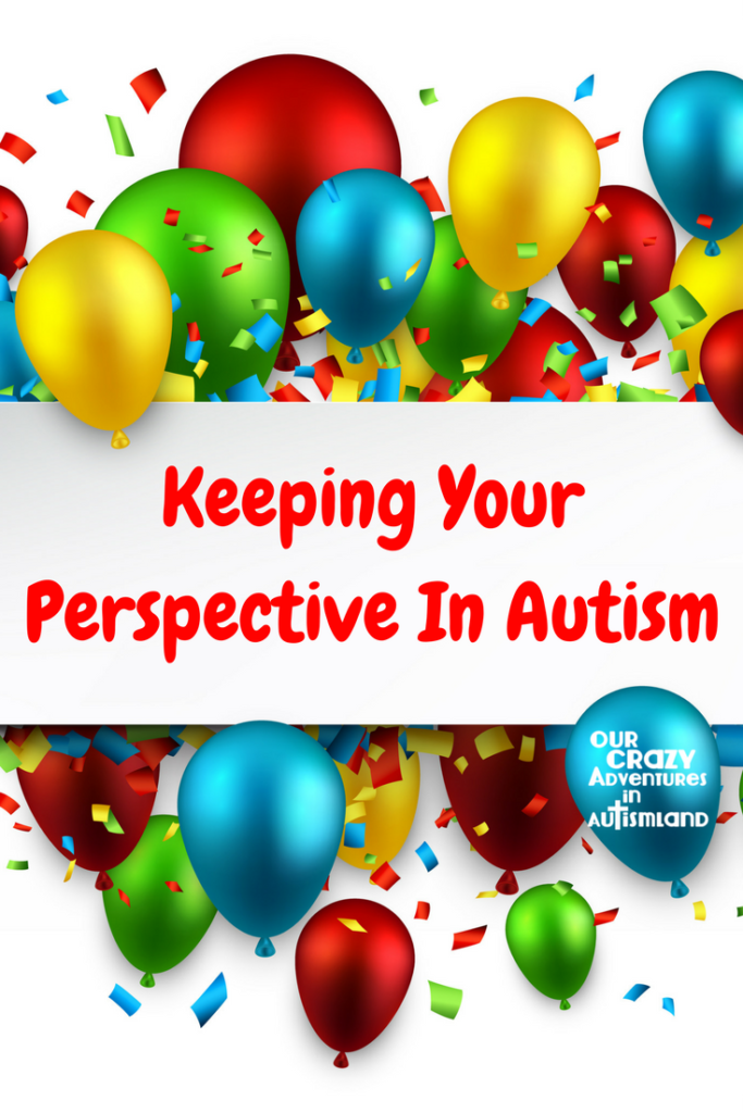 Birthday Bonanza Or Party Pooper? Keeping Your Perspective In Autism