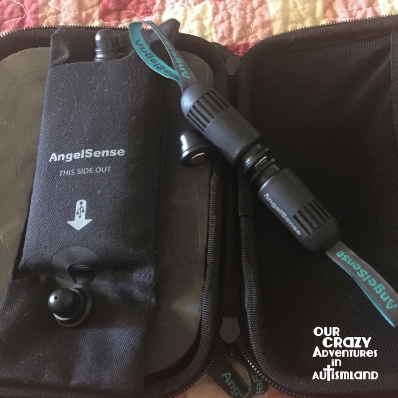 How we used Angelsense tracker at WDW with our teenager w/autism to allow him to assert his independence while keeping him safe.