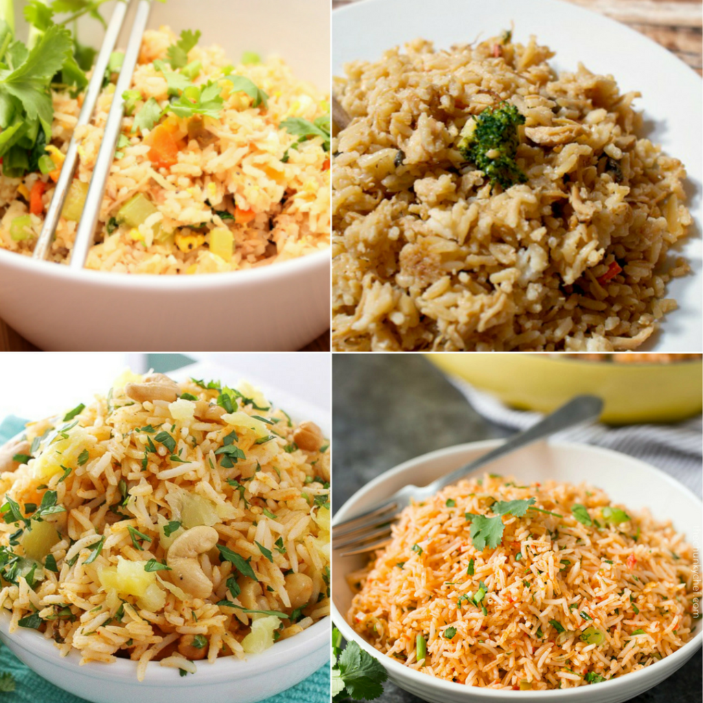 17 Recipes You Can Make With Rice