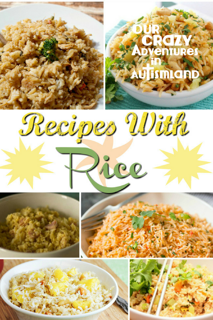 17 recipes you can make with rice is a look at how this simple food is a frugal choice in your gluten free kitchen. 17 recipes will keep your family happy.