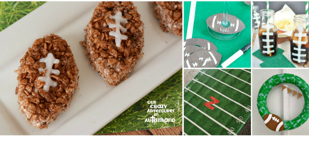 DIY Football Ideas To Make Your Season Amazing