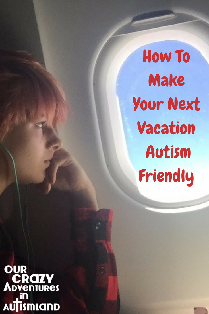 How to make your next vacation autism friendly looks at ways to set your family up for success despite the challenges autism can bring when traveling.