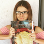 An inside look at Apologia's Constitutional Literacy course shows you how this course from Apologia can teach your child about this important document.