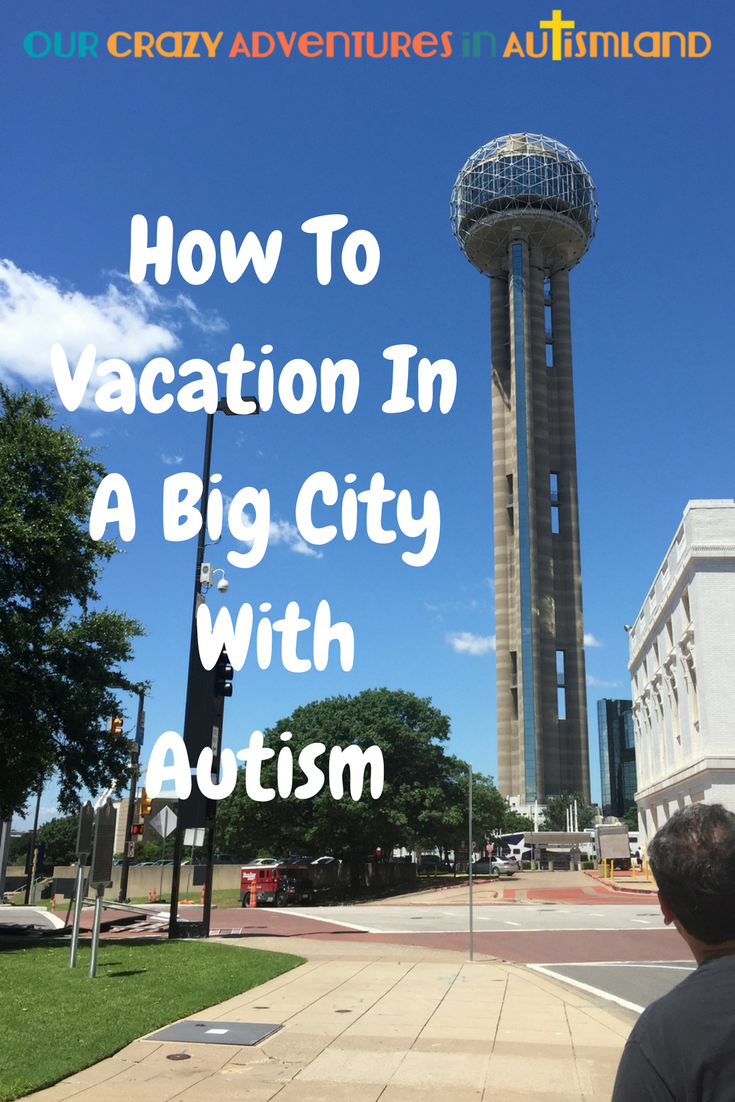 Traveling is indeed possible even with autism. How to vacation in a big city with autism gives you some pointers on how to make it successful.
