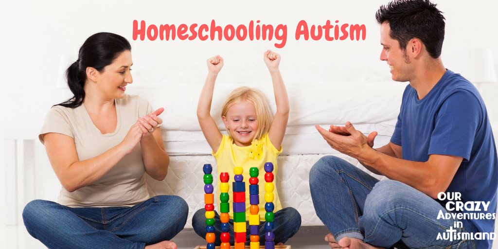 Everything you need to know about homeschooling autism is an in depth look at how one family successfully homeschooled their child with autism all the way to graduation.