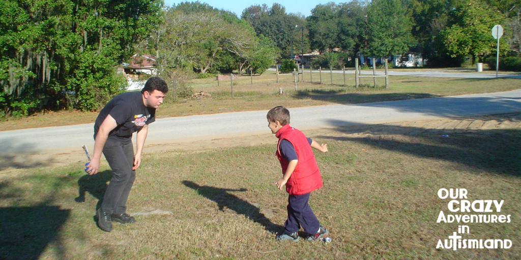 Encouraging A Child With Autism To Be More Active